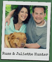 Russ & Juliette Hunter